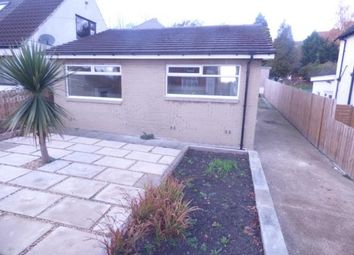 Thumbnail 2 bed bungalow for sale in Central Avenue, Huddersfield, West Yorkshire