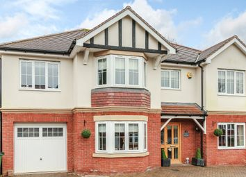 Thumbnail 5 bed detached house for sale in Abbot Close, Leicester, Leicestershire