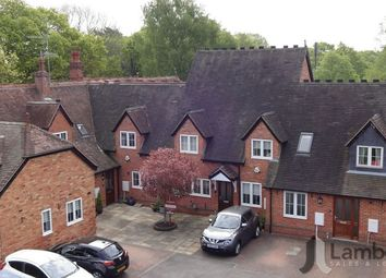 Thumbnail 4 bed terraced house for sale in Church Lane, Cookhill, Alcester