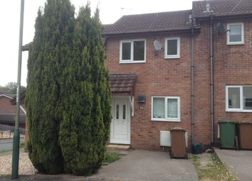 Thumbnail 2 bed terraced house to rent in Telor Y Coed, Llanbradach, Caerphilly