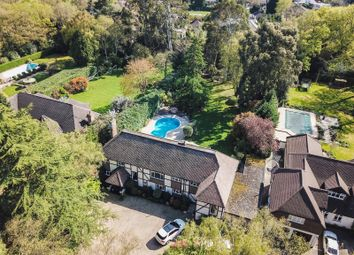 5 bed detached house for sale in The Quillot, Burwood Park, Hersham, Walton-On-Thames KT12