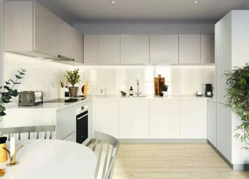 Thumbnail 2 bed flat to rent in Burnell Building, Wilkinson Close, Dollis Hill, London