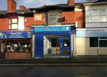 Thumbnail Commercial property for sale in New Road, Radcliffe, Manchester