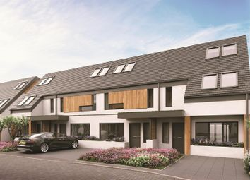 Thumbnail 3 bed terraced house for sale in Hilgrove Mews, Hilgrove Road, Newquay