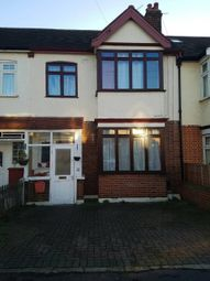 Thumbnail 1 bed terraced house to rent in Greensted Avenue, Woodford