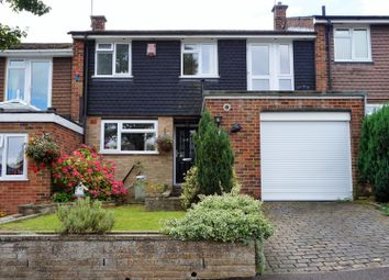 Thumbnail 3 bed terraced house for sale in Sheriff Drive, Chatham