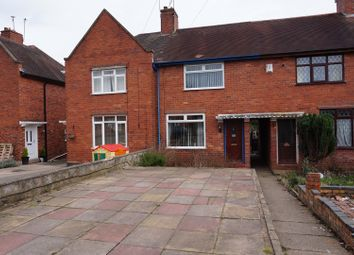 Thumbnail 2 bed terraced house for sale in Haddon Road, Birmingham