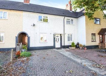 Thumbnail 3 bed terraced house for sale in Clewer Avenue, Windsor, Berkshire
