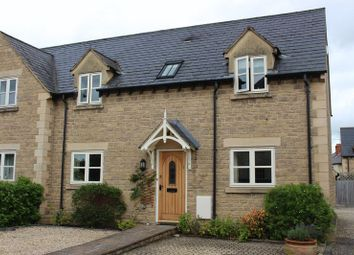 Thumbnail 3 bed terraced house for sale in St. Dunstan Court, Calne