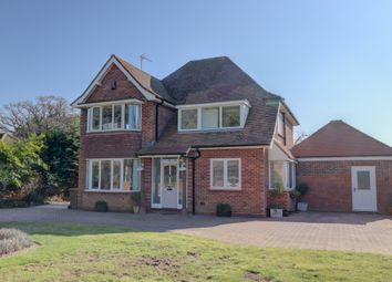 Thumbnail 5 bedroom detached house for sale in Burrell Close, Holt