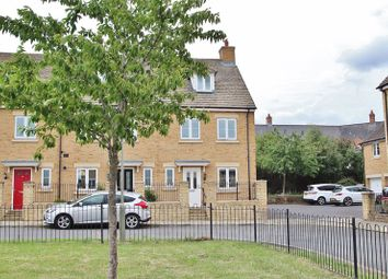 Thumbnail 3 bed end terrace house for sale in Waterford Road, Madley Park, Witney