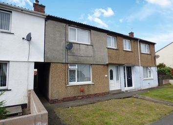 Thumbnail 3 bed semi-detached house for sale in Abbey Close, Workington, Cumbria