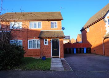 Thumbnail 3 bed semi-detached house for sale in Yoxall Drive, Liverpool