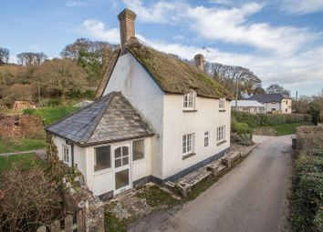 Thumbnail 3 bed cottage for sale in Three Horse Shoes, Cowley, Exeter