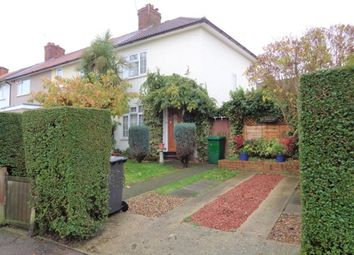 Thumbnail 3 bedroom end terrace house to rent in Oldberry Road, Edgware