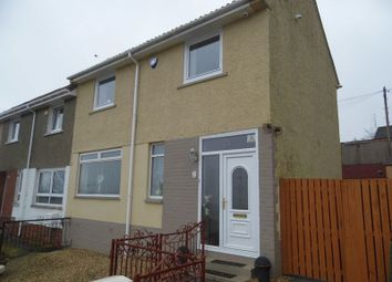 Thumbnail 2 bedroom end terrace house for sale in Craignure Road, Rutherglen, Glasgow
