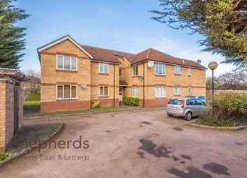 Thumbnail 2 bed flat to rent in Brookfield House, Cheshunt, Hertfordshire