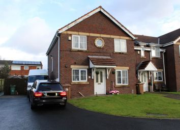 Thumbnail 3 bed town house for sale in The Scholes, St. Helens
