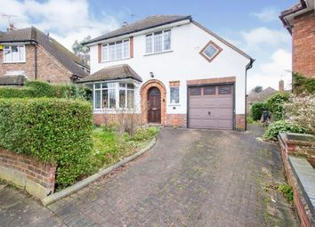 3 bed detached house for sale in Kingscliffe Crescent, Leicester, Leicestershire LE5