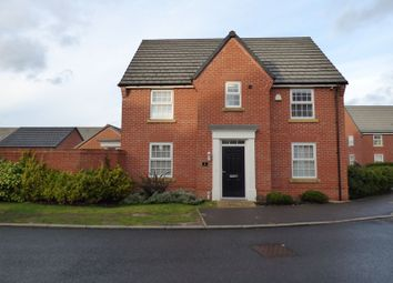4 bed detached house for sale in Maysville Close, Great Sankey, Warrington WA5