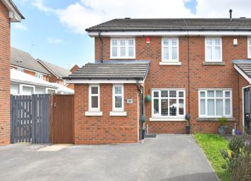 Thumbnail 3 bed semi-detached house for sale in John Rhodes Way, Tunstall, Stoke-On-Trent