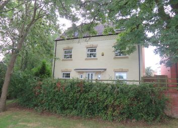Thumbnail 5 bed detached house for sale in Corelli Close, Stratford-Upon-Avon