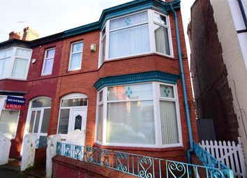 Thumbnail 3 bed semi-detached house to rent in Strathcona Road, Wallasey, Merseyside
