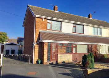 Thumbnail 3 bed semi-detached house for sale in Millway, Trench, Telford