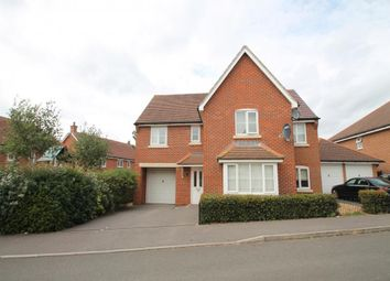 Thumbnail 5 bedroom detached house to rent in Monarch Drive, Shinfield, Reading