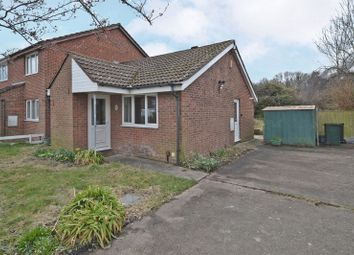 Thumbnail 2 bed semi-detached bungalow for sale in Semi-Detached Bungalow, St Brides Gardens, Newport