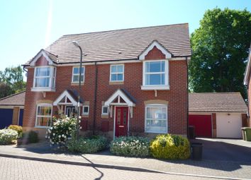 Thumbnail 3 bed semi-detached house to rent in Skylark Court, Southsea