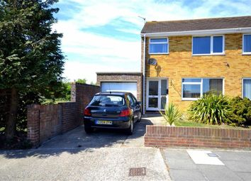 Thumbnail 3 bed semi-detached house for sale in Windermere Avenue, Ramsgate, Kent