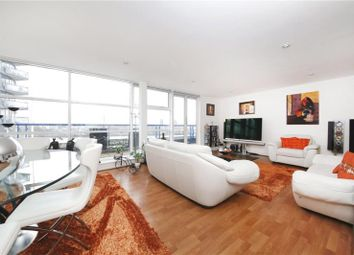Thumbnail 3 bed flat for sale in Apollo Building, Newton Place, London