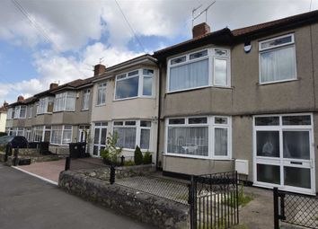 Thumbnail 3 bed terraced house for sale in Stoneleigh Road, Knowle, Bristol