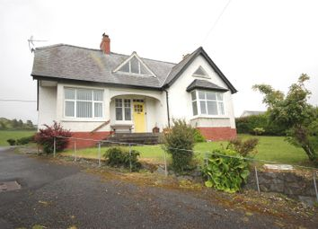 Thumbnail 5 bed detached bungalow for sale in Bow Street
