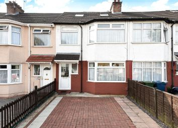 Thumbnail 4 bed terraced house for sale in Grange Road, Harrow, Middlesex