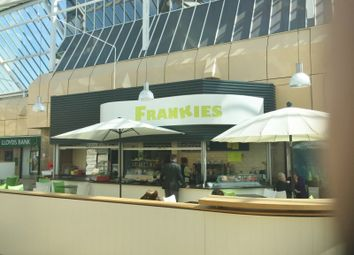 Thumbnail Restaurant/cafe for sale in Unit 8 Roebuck Shopping Centre, Newcastle-Under-Lyme