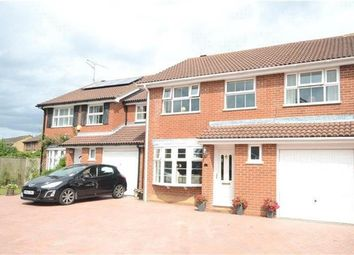Thumbnail 4 bed detached house for sale in Freshfield Close, Lower Earley, Reading