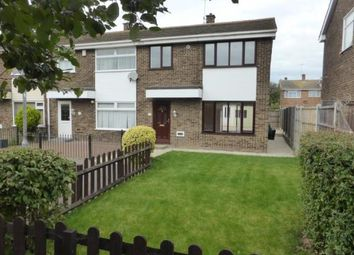 Thumbnail 3 bed end terrace house for sale in Chiltern Approach, Canvey Island