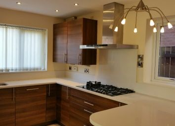 Thumbnail 3 bed detached house to rent in Edgars Drive, Fearnhead, Warrington