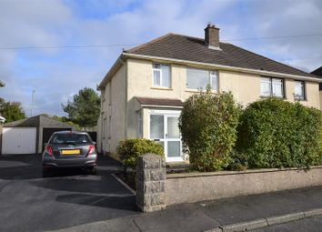 Thumbnail 3 bed semi-detached house for sale in Prescelly Park, Haverfordwest