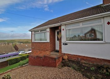 Thumbnail 2 bed semi-detached bungalow for sale in Lascelles Avenue, Gedling, Nottingham