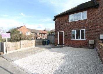 Thumbnail 2 bed semi-detached house for sale in Fir Street, Hollingwood, Chesterfield