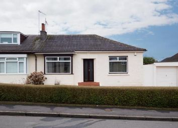 Thumbnail 3 bed bungalow for sale in Balvie Avenue, Old Drumchapel, Glasgow