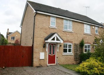 Thumbnail 2 bed semi-detached house to rent in Gate House Lane, Bromsgrove