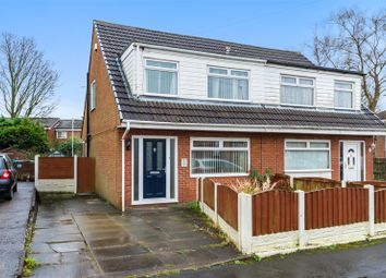 3 bed semi-detached house for sale in Moores Lane, Standish, Wigan WN6