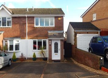 Thumbnail 2 bed property to rent in Pant Yr Heol Close, Henllys, Cwmbran