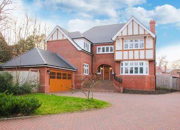 Thumbnail 5 bed detached house for sale in Havisham Drive, Wolverhampton