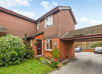 Thumbnail 2 bedroom end terrace house for sale in Dukes Close, Petersfield
