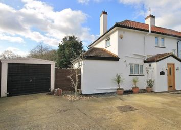Thumbnail 2 bed semi-detached house for sale in Tempest Road, Egham, Surrey
